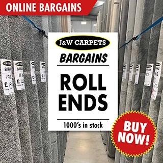 J&W Carpets | Scotland's No 1 Carpet Discounter